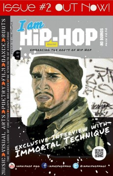 i am hip hop issue 2 cover