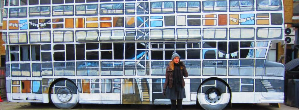 @ArtUnderTheHood Interview Series: 5 Minutes with Jo Peel