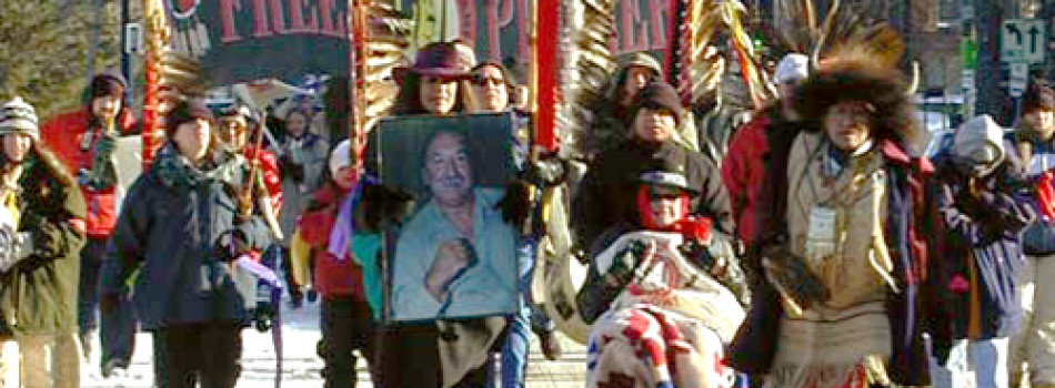 Knowledge Session: Who Is Leonard Peltier?