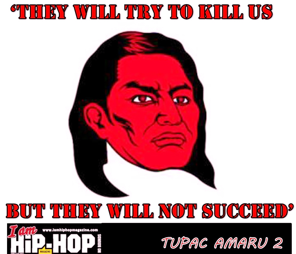 Tupac Amaru I Am Hip Hop Magazine
