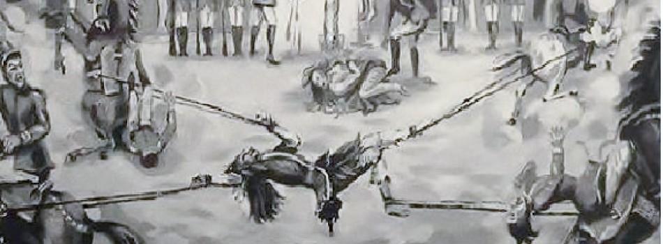 Knowledge Session: Execution of Tupac Amaru2