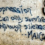 The Oppressed Write Back - By Lana Bell