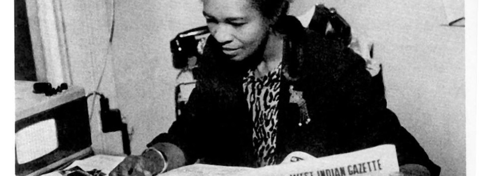 Knowledge Sessions: Who Was Claudia Jones?