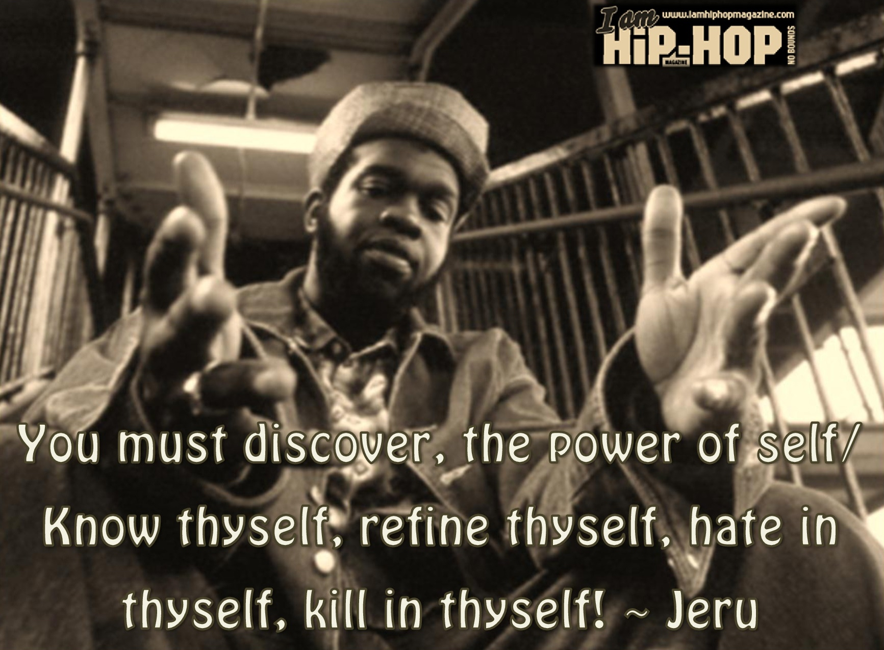 jeru i am hip hop
