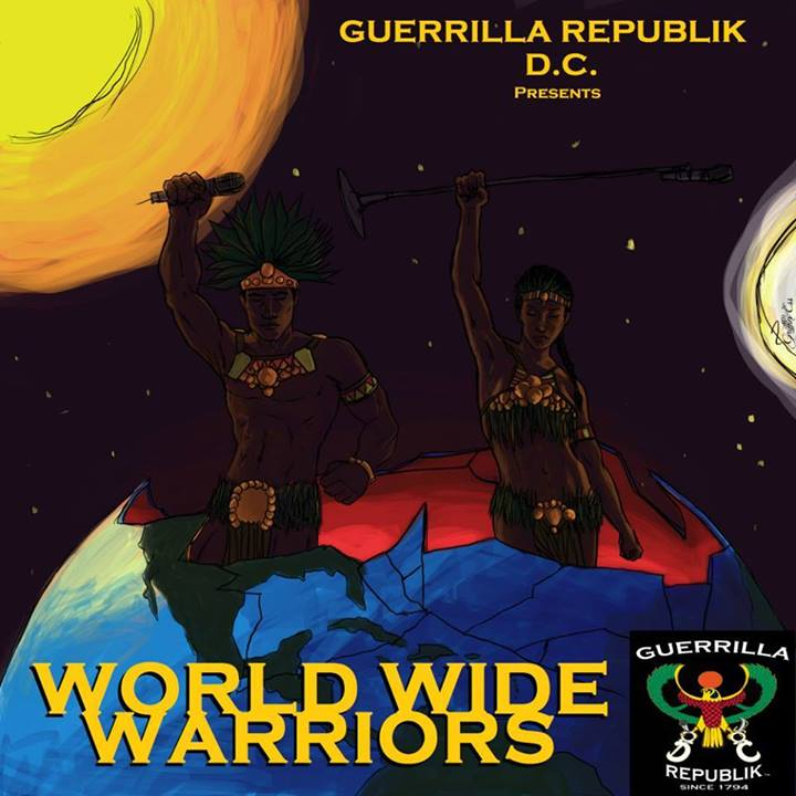 guerrilla republik i am hip hop