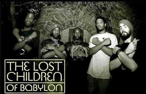 lost children of babylon