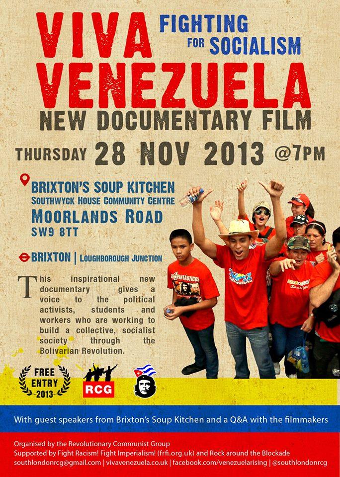 venezuela documentary