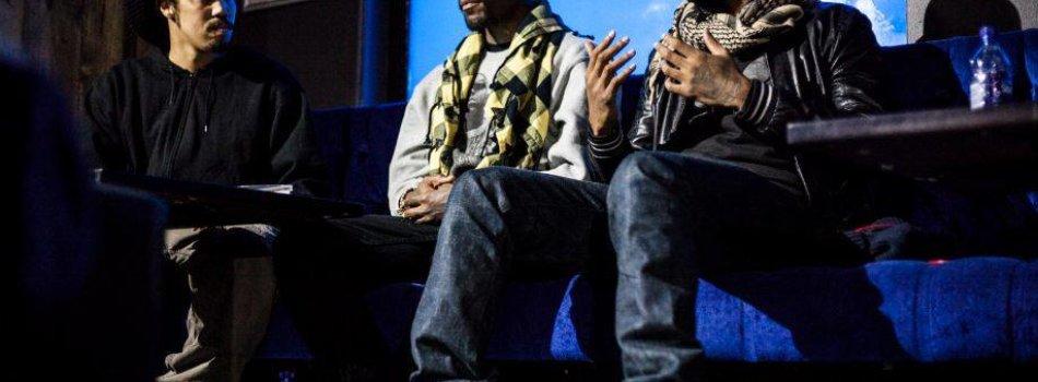 Video: I Am Hip Hop Interview Dead Prez! (@M1deadprez) (@STICRBG)