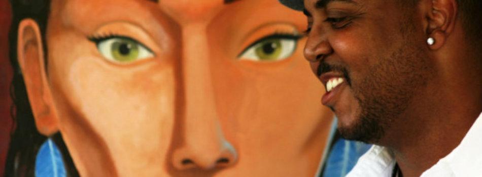 The Painter of Dreams: Interview With Demar Douglas (@DemarDouglas)