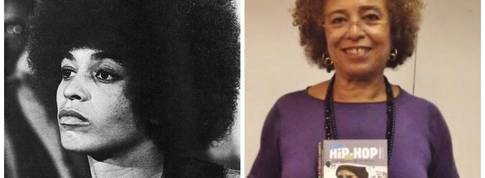 Knowledge Session: Who Is Angela Davis?