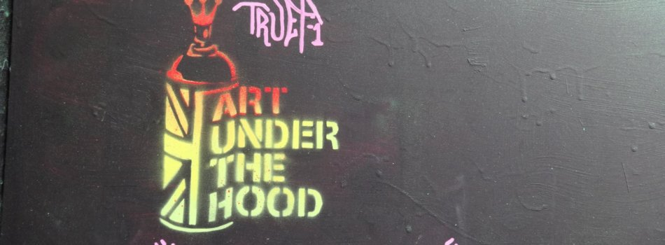 Interview: @ArtUnderTheHood — Reppin Street Art