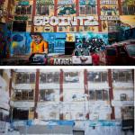 Graffiti History: 5 Pointz