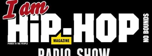 i am hip hop radio show logo