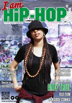 i am hip hop magazine cover