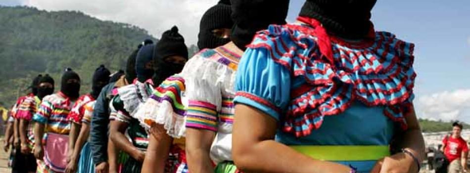 Zapatistas Live by Olmeca (@Olmecaone)