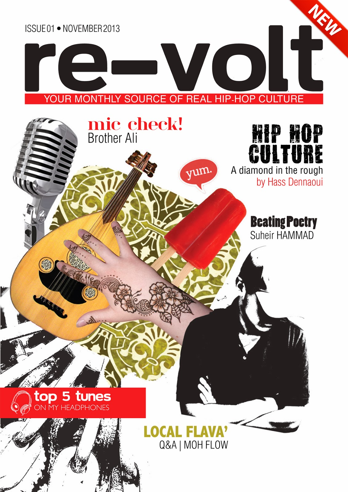 REVOLT MAGAZINE COVER_Issue01