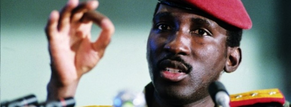 Knowledge Session: Who Was Thomas Sankara?