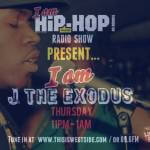 J THE EXODUS I AM HIP HOP MAGAZINE
