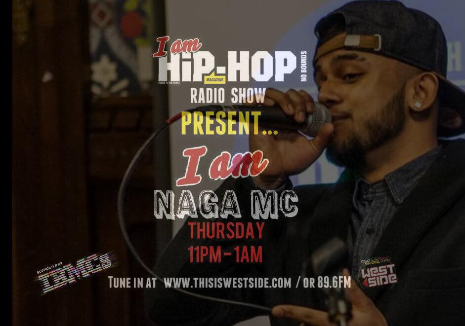 naga iamhiphop radio show