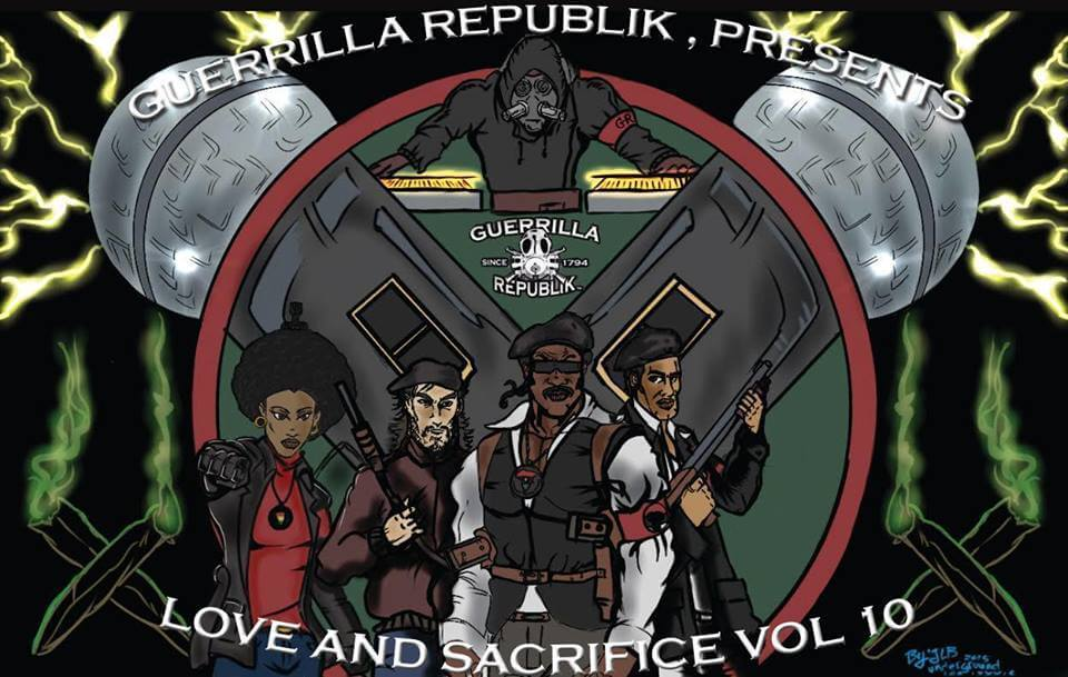 guerrila republik i am hip hop magazine
