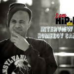 Interview: Hip-Hop And Beyond With @HomeboySandman