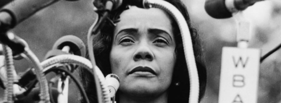 Knowledge Session: Who Was Coretta Scott King?