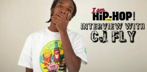 cj fly i am hip  hop magazine 1