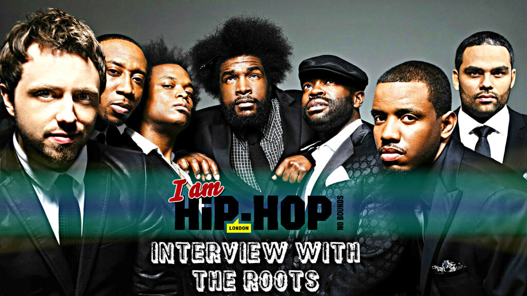 i am hip hop magazine interview with the roots