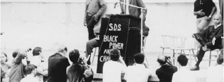 "Knowledge Session: Speech By Stokely Carmichael, ""Black Power"" (1966)"