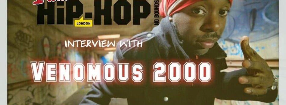 Interview: Europe's Hip-Hop Scene With @Venomous2000