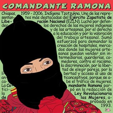 Comandanta Ramona