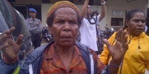 mama Yosepha arrested