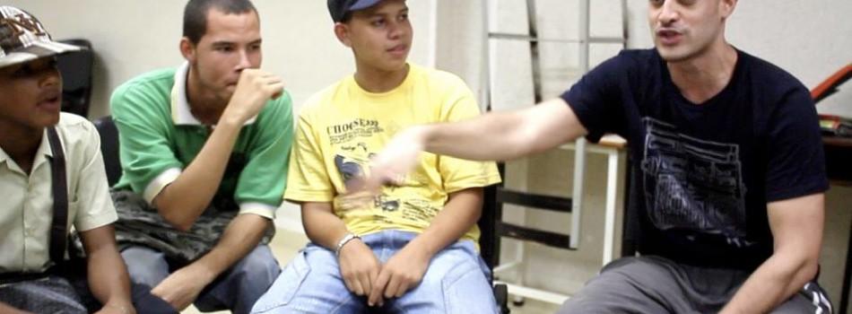 Interview With Director of 'Hip Hop Revolucion' Pablo Navarrete (@alboradafilms)