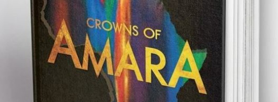 New Book Release: 'Crowns of Amara' by A. H. Septimius