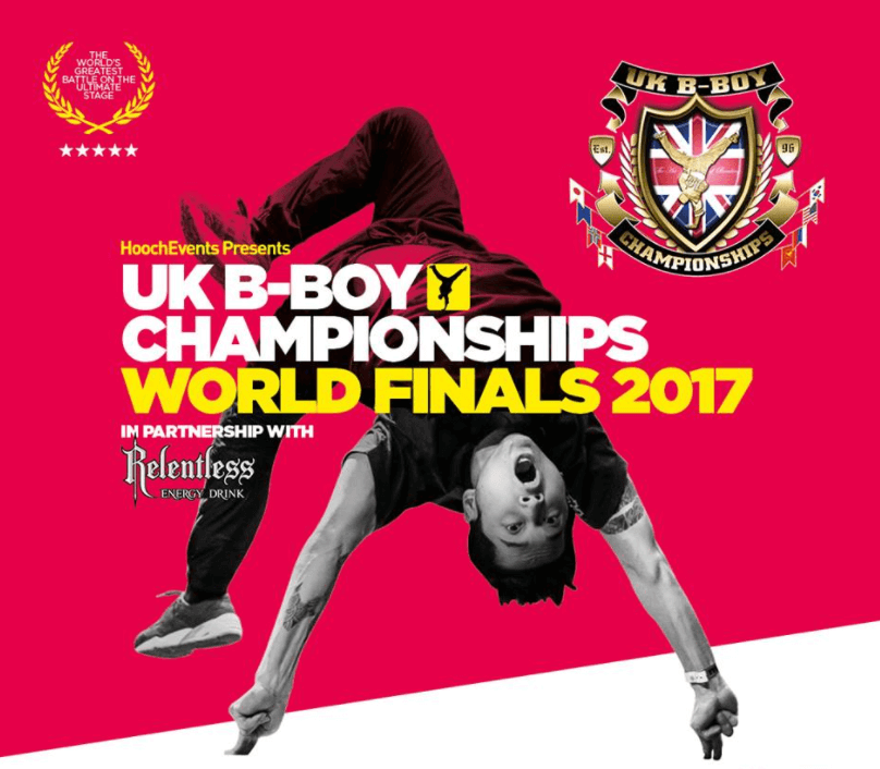 Theres A Buzz That Goes Through The London Hip Hop Dance Scene When UK B BOY CHAMPIONSHIPS Comes Around For Its Yearly Event