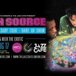 Event: Main Source - Breaking Atoms 25th Anniversary Tour at @JazzCafe