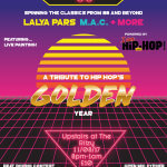 Event: Forever 88 A Tribute to Hip Hop's Golden Years @UpstairsRitzy!