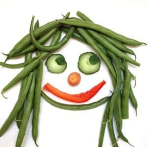Contrary to popular belief, vegans don't look like this! (we are smiling though)