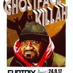 Event: @GhostfaceKillah & @mrfliptrix ( High Focus Records) | London Sept 24th