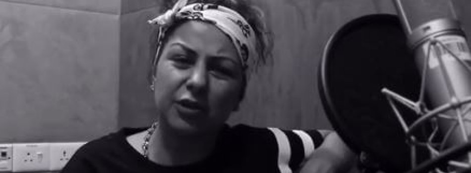 """I was told Indian girls don't look nice rapping"" HARD KAUR 
