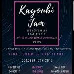 Event: Kayoubi Jam At Mau Mau Bar | October 17th