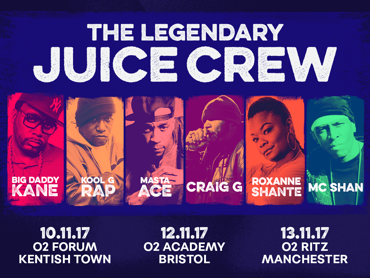 Juice Crew artwork (Nov 17)