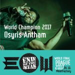 2017 EOW World Champion - Osyris Antham