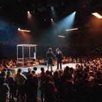 REVIEW | JULIUS CAESAR AT BRIDGE THEATRE LONDON (@_bridgetheatre ‏)