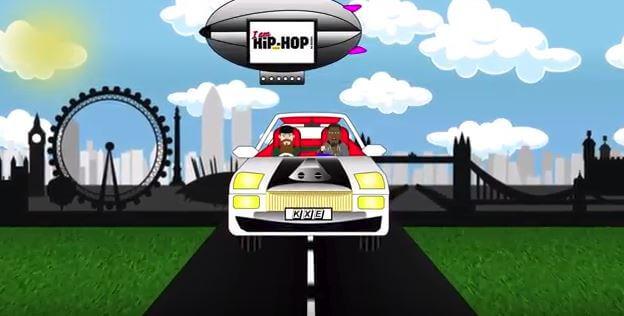 hip hop blimp