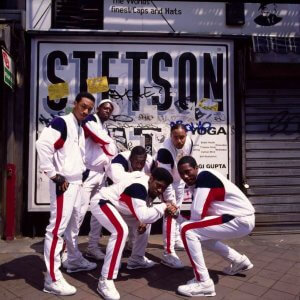 Stetsasonic, Brooklyn in 1988 Photo by Janette Beckman/Getty Images