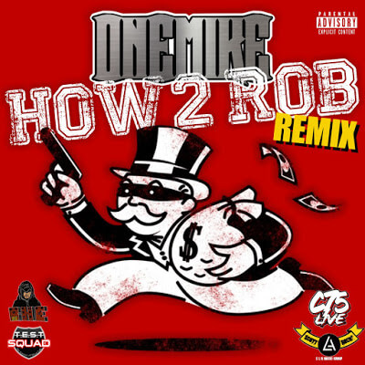How 2 Rob Remix cover