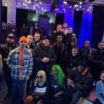 PRS FOR MUSIC   FLOHIO, MS BANKS, NOVELIST, BIG ZUU AND MORE: BEHIND THE SCENES OF THE FIRST EVER GRIME AND RAP SONGWRITING CAMP (@PRSforMusic)