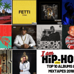 REVIEW | TOP 10 ALBUMS AND OFFICIAL MIXTAPES OF 2018