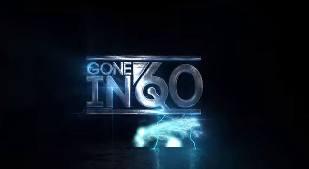 gone in 60